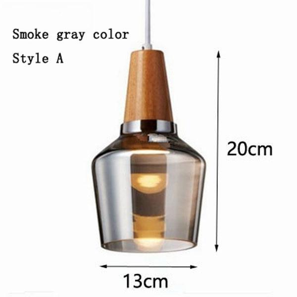 Smoke gray color & style A