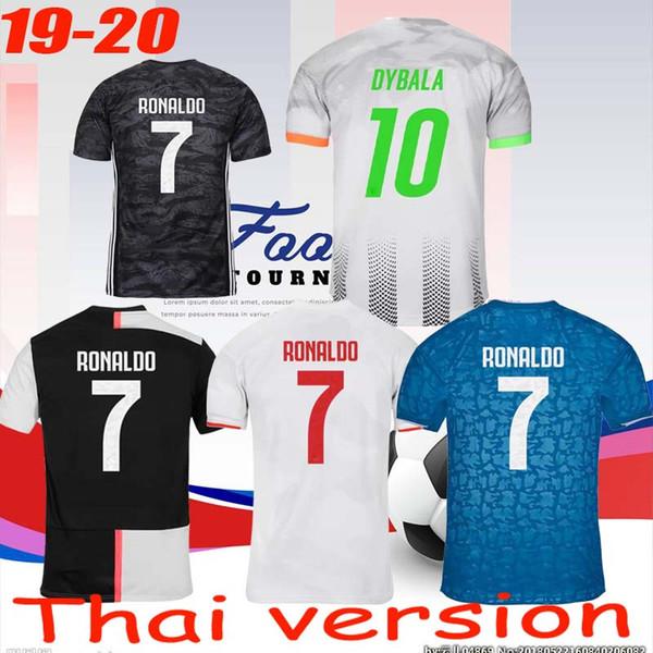 2019 2019 2020 Juventus Fourth Shirt 19 20 Juve Home Away Jersey