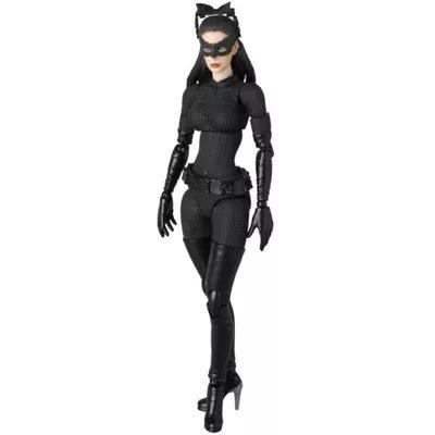 NEW 15cm Justice League The Dark Knight Rises Batman Catwoman movable Action figure toys doll Christmas gift with box