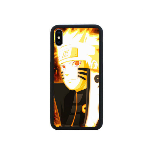 Fashion Naruto Phone Case For Iphone 5s 6s 6plus 6splus 7 7plus 8 X Samsung Galaxy S6 S6ep S7 S7ep S8 S8plus