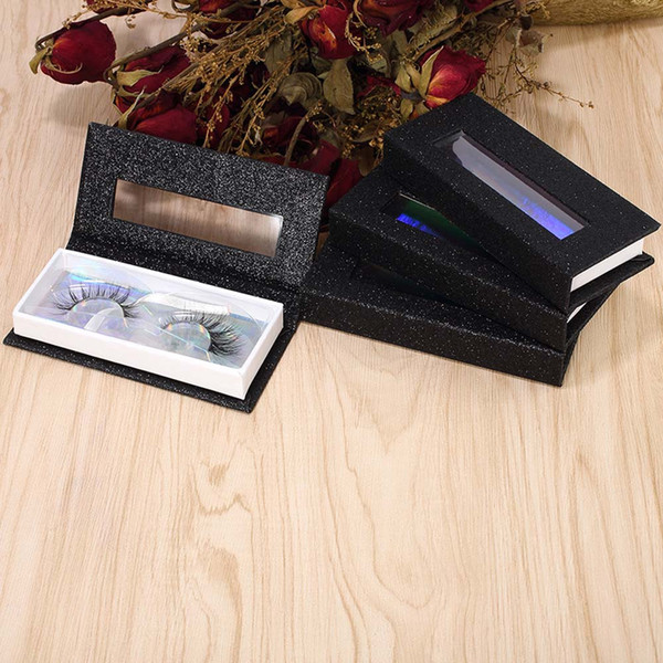 Empty False Eyelash Care Storage Case Box Container Holder Compartment Small Tool Organizer 5pcs per lot