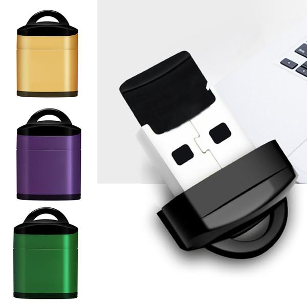 Mini USB3.0 lecteur de carte SD TF téléphone mobile cartes mémoire lecteurs intelligents OTG lecture de carte Livraison gratuite made in China