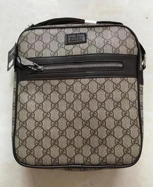 2019 caliente Nueva moda senior celebridades diseño marca bolsos Bolso de hombro de cuero del bolso de los hombres al por mayor con el bolso crossbody bolso de los hombres