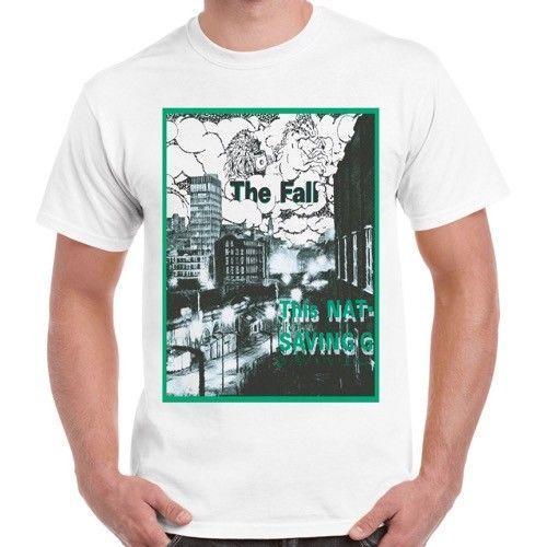 A queda desta nação Salvando Grace Punk Retro T Shirt 371