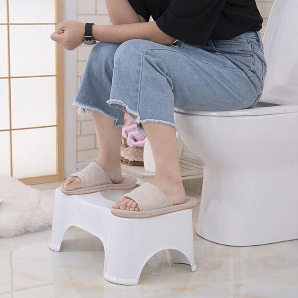 Amazing 2019 Bathroom Chairs Amp Stools Squatty Potty Plastic Thickened Toilet Stool Step Stool Bathroom Chairs Amp Stools From Home Furnishing88 56 03 Machost Co Dining Chair Design Ideas Machostcouk