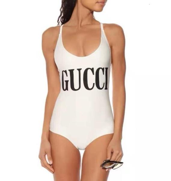 2019 del bikini sexy dello Swimwear di stampa siamesi Pants03234811