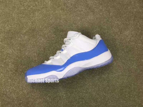 Low White Blue