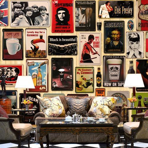 Nova Placa de Licença de Metal Do Carro Dos Estados Unidos Do Vintage Decoração Da Casa Do Sinal Da Lata Bar Pub Garagem Decorativa de Metal Sinal De Metal Pintura Placa VT0100