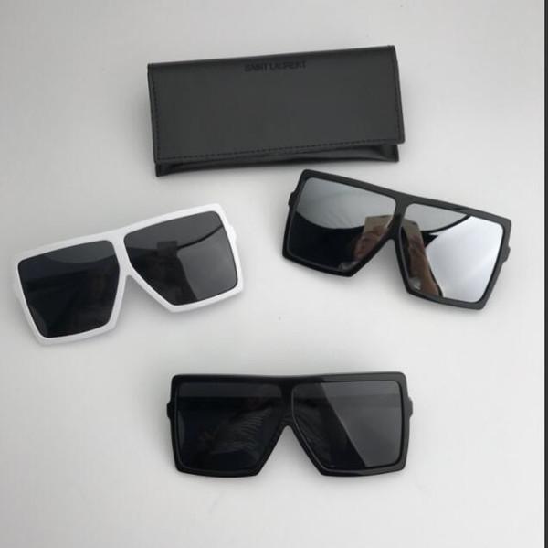 mulheres moda homem óculos de sol Tamanho: 68 * 6-140 mulheres de designer da marca e praia homem vidros de sol nova chegada venda quente