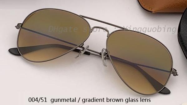 004/51 бронзовый / градиентный коричневый
