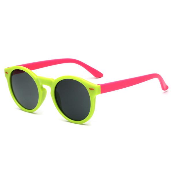 Yeni Vintage Kişiselleştirilmiş Kızlar Çocuklar Fil Burun Gözlük Çerçevesi Toptan Karakter Ultraviyole geçirmez Dekore Güneş Gözlüğü Çerçeve