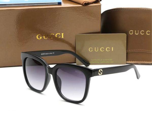 Luxury 0034s High Quality Sunglasses For Men Women goggle italy Sunglass 2019 Retro Sun Glasses Ladies Designer Sun Glass Free Shipping