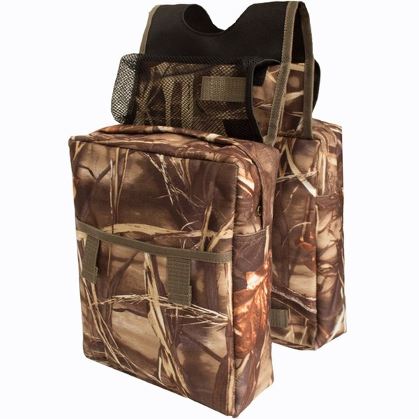 Outdoor Tactical Multi-functional Camouflage ATV Pack Motorcycle Beach Car Riding Equipment Package UTV Pack #200790