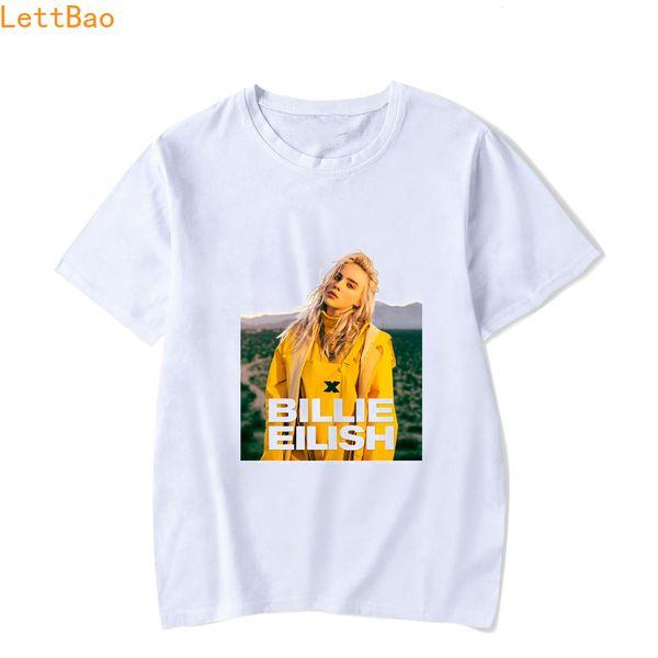 Hip Hop Billie Eilish T Shirt men/women Casual cotton rock Tshirt O-Neck Short Sleeve Summer top vogue Tshirt femme High Quality