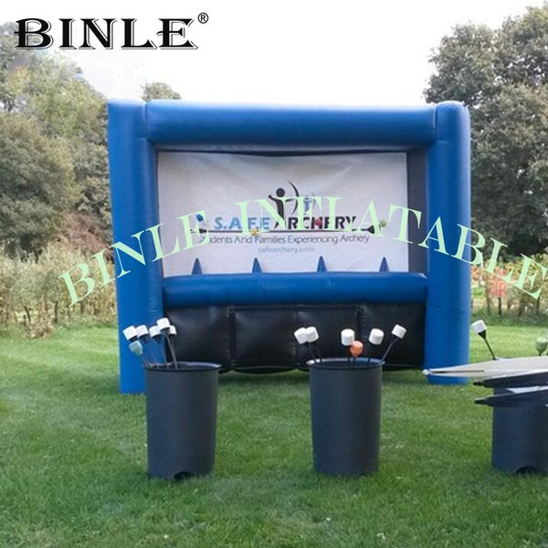 customized outdoor sport inflatable archery target,inflatable archery game for kids n adults thumbnail