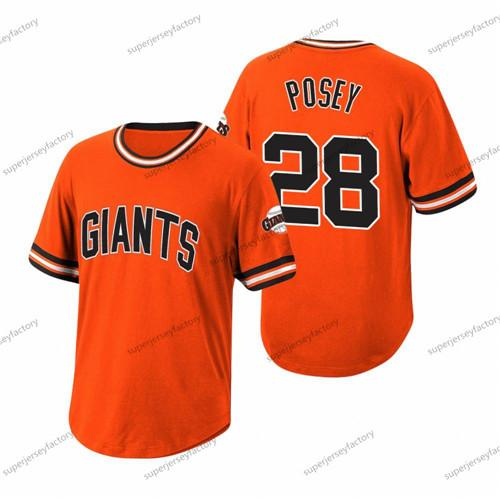 28 Buster Posey
