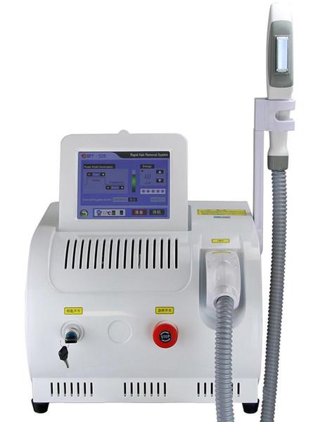 e lumière laser IPL RF SHR IPL rajeunissement de soins de la peau machine à l'enlèvement rapide de cheveux elight équipement de beauté d'enlèvement vasculaire