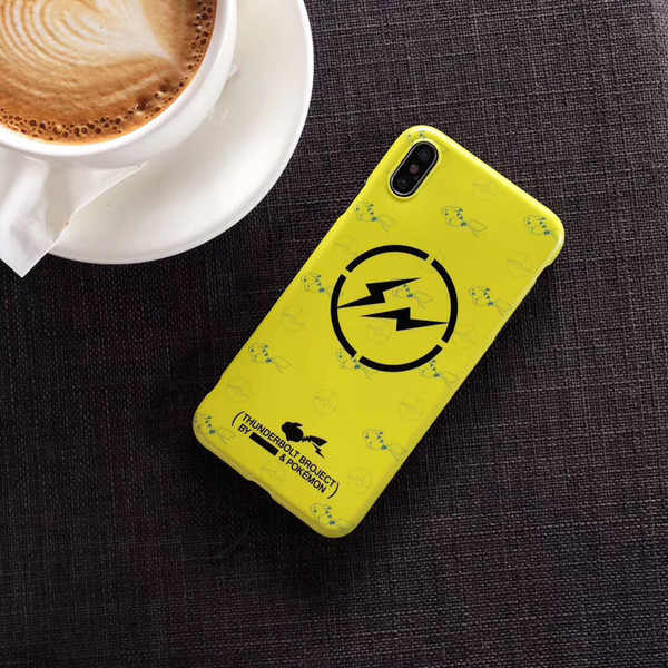 coque iphone 7 pika