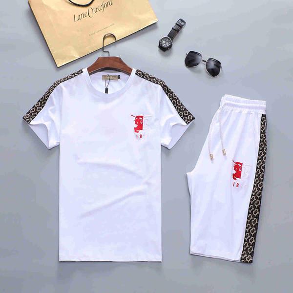 T-shirt + calções 1