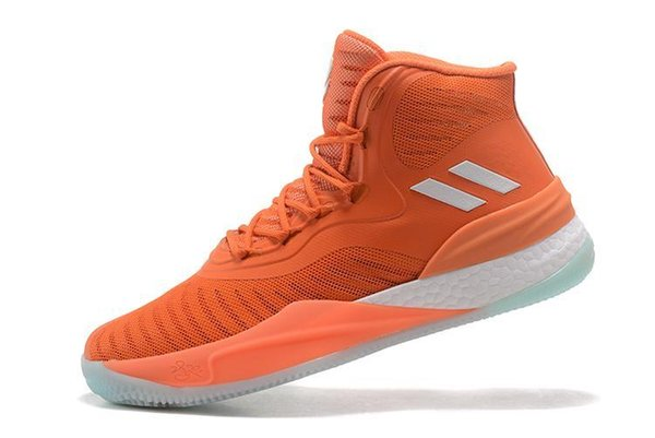 2018 New Arrival D Rose 8 Baketball Shoes Men High Quality Boots 8s IX Sneakers Derrick Rose Sports Training Sneakers