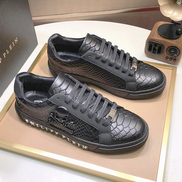 best selling High Quality Fashion Logo Mens Shoes Fast Delivery Lace-up Low Top Lightweight Zapatos de lujo para hombre Drop Ship Comfortable Shoes