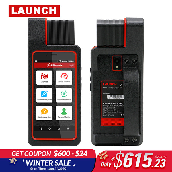 Launch X431 Diagun IV with 2 years Free online Update X-431 Diagun 4 better than CDP TCS Diagun iii Auto diagnostic tool