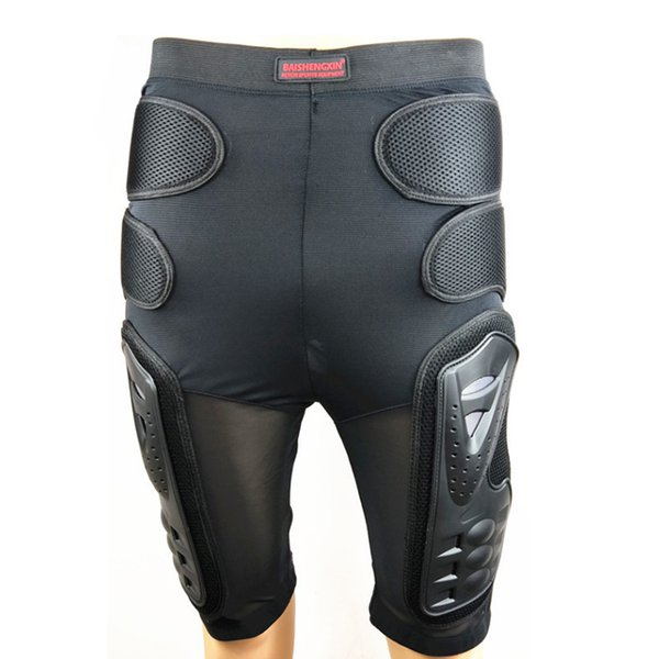 SX601 motorcycle protective gear off-road riding anti-fall pants ABS ski diaper pants