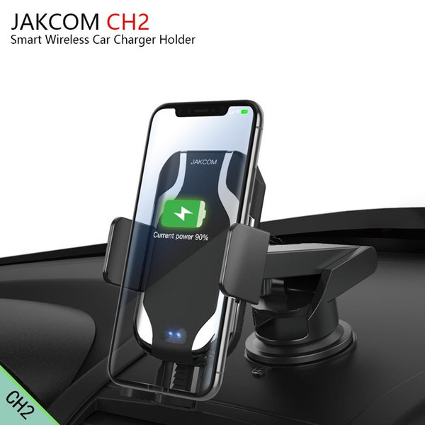 JAKCOM CH2 Smart Wireless Car Charger Mount Holder Hot Sale in Other Cell Phone Parts as box btv heaphones ce rohs smart watch