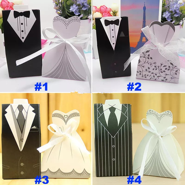 Gift Wrap Wedding Favour Favor Bag Sweet Cake Gift Candy Wrap Paper Boxes Bags Anniversary Party Birthday Christmas MMA162