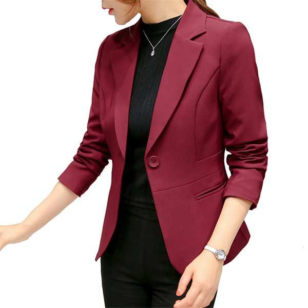 Coat Blazer Women Bow Slit Bell SLE Textured Blazer White Three Quarter Length SLE Blazer
