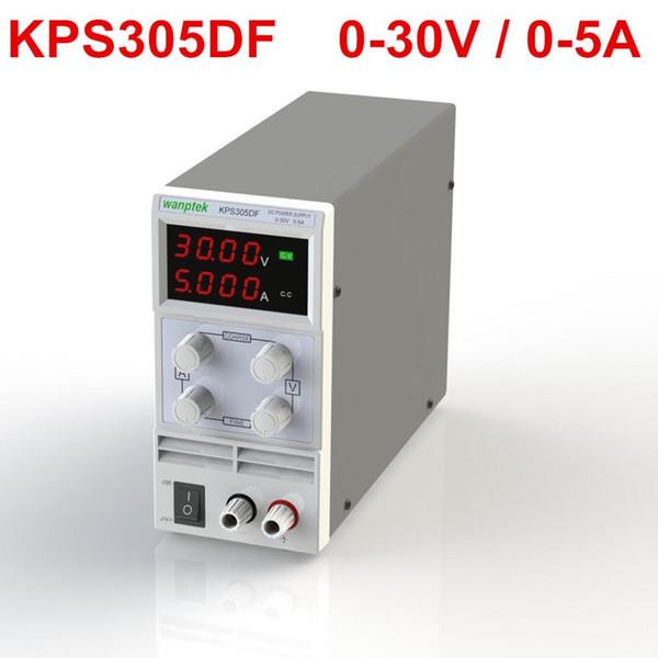 Freeshipping Switching Display 4 Digits LED 0-30V 5A Mini DC Power Supply High Precision Variable Adjustable AC 110V/220V 50/60Hz