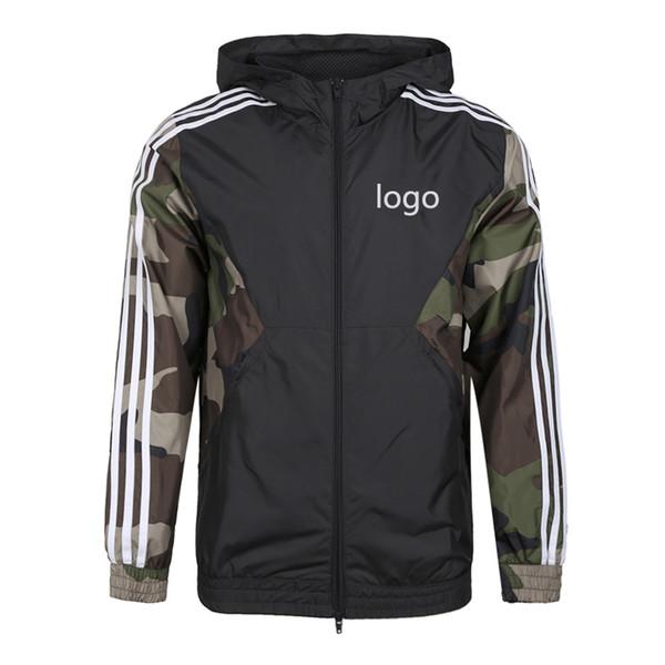 Männer Designer Jacke Mantel Marke Sweatshirt Hoodie Langarm Frühling Sportjacke Reißverschluss Luxus Windjacke Herren Kleidung Plus Größe