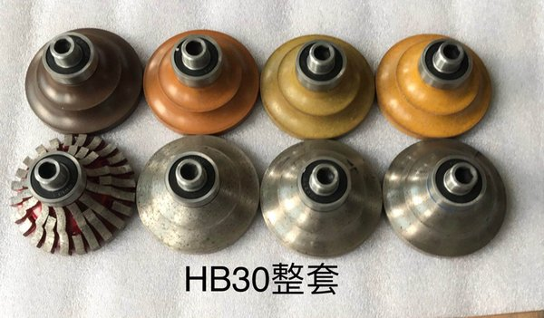 Popular shape diamond router bits for granite,stone carving tools