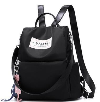 Hot sale Brand designer Backpack Fashion Casual Unisex Travel Bag handbags Couple Backpack Student Bag Computer Bag free shopping