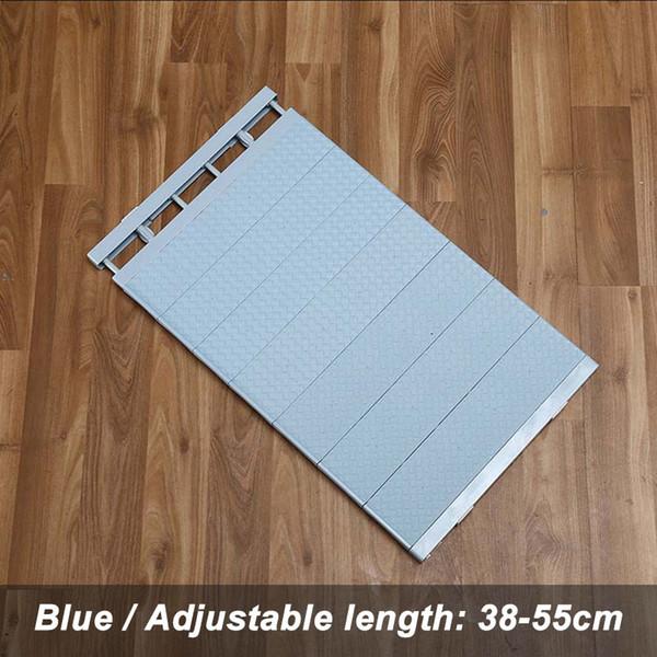 블루 / 길이 조절 가능 : 38-55cm