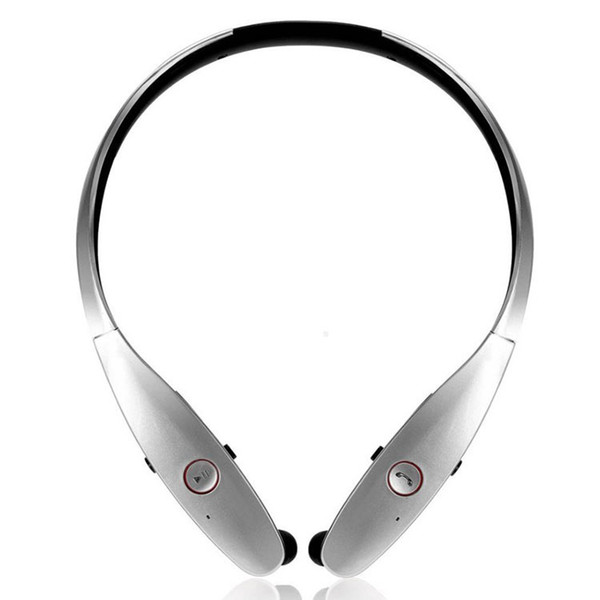 Hot sale Wireless Sport Neckband Headset In-ear Headphone Bluetooth Stereo Earphones Headsets For LG HBS-900 iPhone X 8 Samsung S8