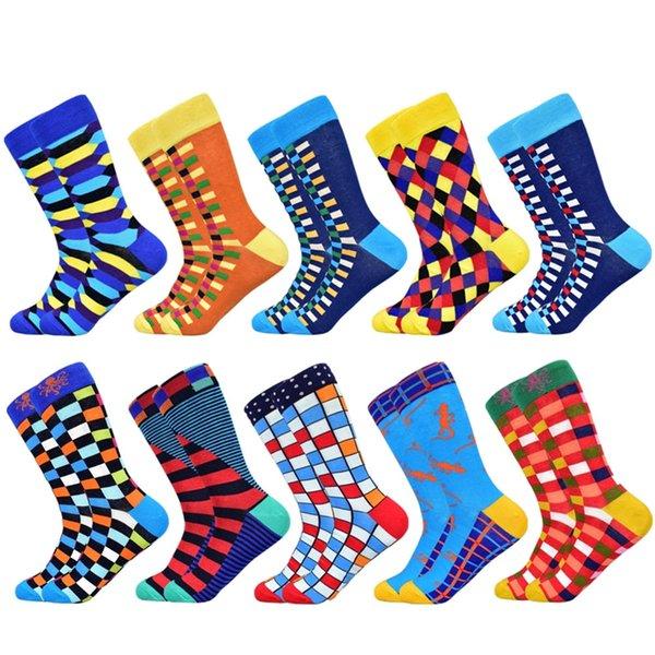 10 pairs of socks-F
