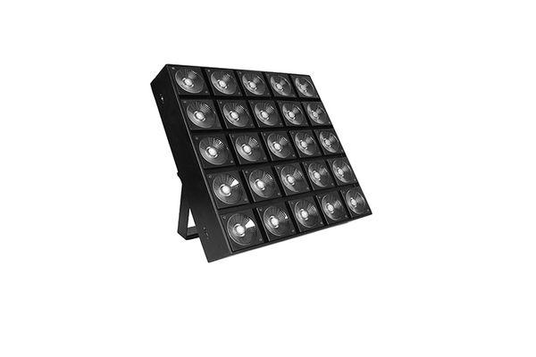 CE dj disco Stage Lighting 5x5 25*30W RGB 3in1 LEDs Multicolor Matrix Power LED Flood Light