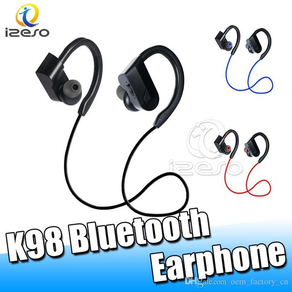 K98 Bluetooth Headphones True Wireless Stereo Headset Sports Portable Tws Earbuds For Iphone 11 Pro Samsung Note 10 S10 Plus Earphones Izeso Headset Cell Phone Best Cell Phone Earbuds From Freegate 7 09 Dhgate Com
