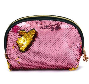 #6 Sequins Cosmetic Bag