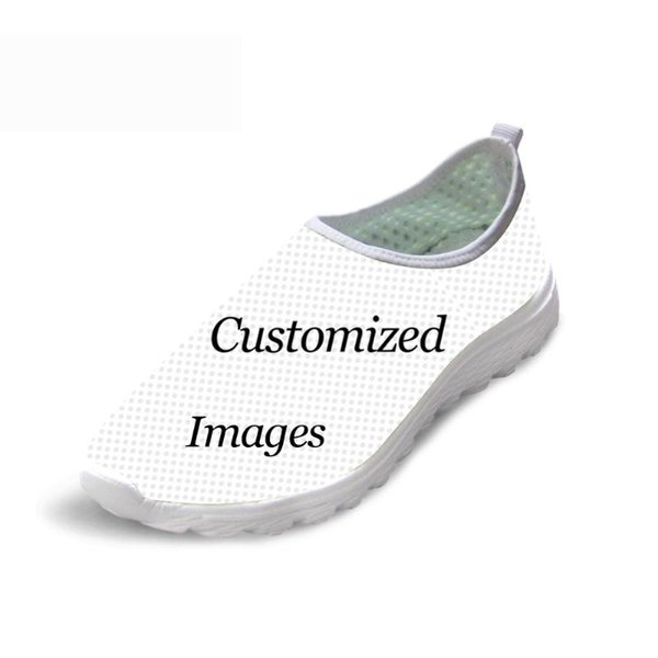 Customized shoes