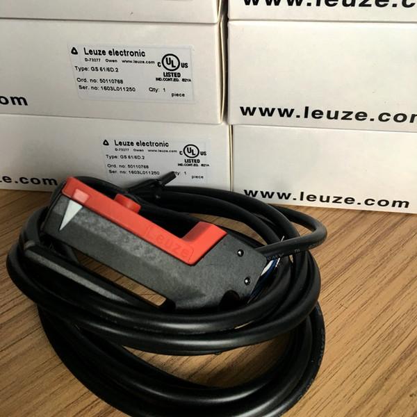 GS 61 / 6D.2 GS 61 / 6D GS61 / 6.2 LEUZE Цветовой код Датчики 100% новый оригинал