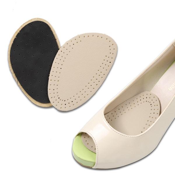 1 Pairs Görünmez Jel Yüksek Topuk kaymaz Yarım Tabanlık Ayakkabı Pedleri Topuk Yastık Masaj Koruyucu Ön Ayak Eklemek Yarım Pedleri