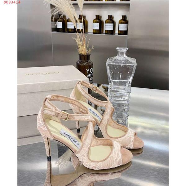 neu 2019 Zarte charm herringbone sandals high heels Kreuz sexy rosa und weiß schwarz farbe Seidenverzierung der Knospe