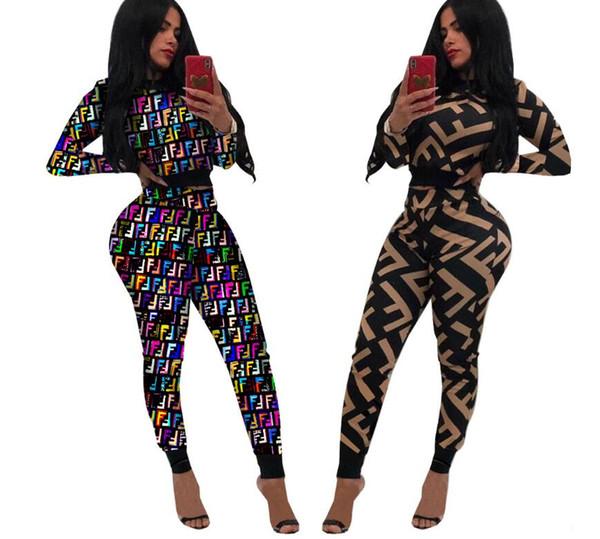 fear of god Women's Clothing Thread Sexy Self-cultivation sportswear nightclub clothing Two piece suit Size S-XL