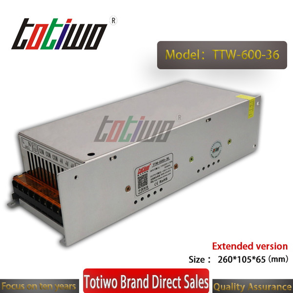 AC to DC Industrial Switching SMPS 36V 600W 18V 24V 48V 500W 720W 800W 1000W 1200W 1500W 480W Watt LED Power Supply power transformer
