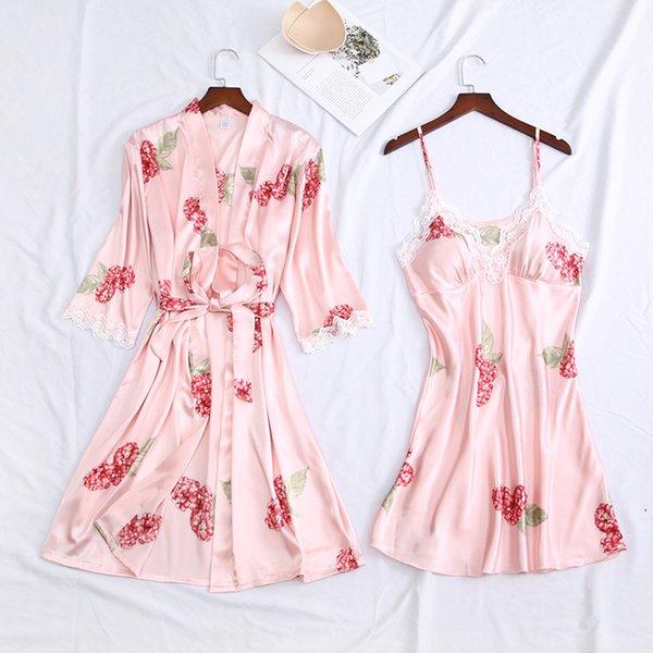 Розовая малина