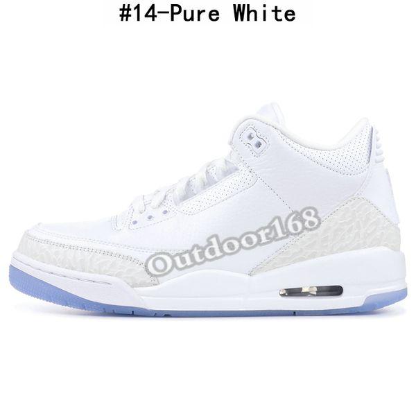 #14-Pure White