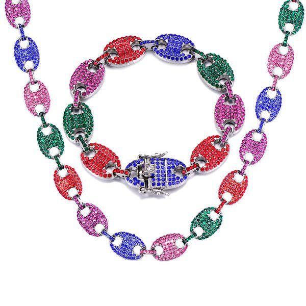 1set multi Bracelet (20cm) 45cm (18 pouces)