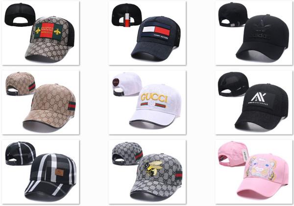 c0f4123224413 Logotipo de la marca de lujo Sombrero para el sol Sombreros Casquettes de  primera calidad Los